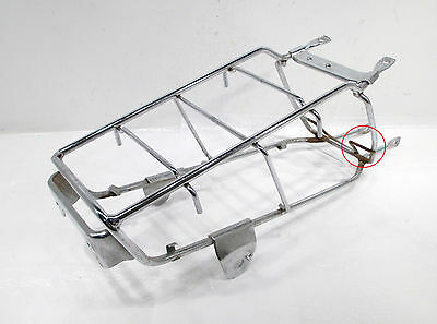 1985 79-87 Yamaha QT50 Yamahopper OEM Rear Carrier Luggage Rack 3L8-24842-00-00