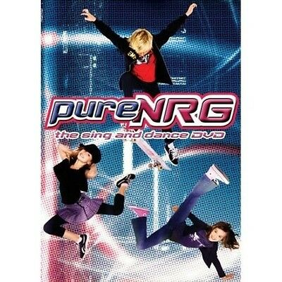 Purenrg - the Sing and Dance DVD
