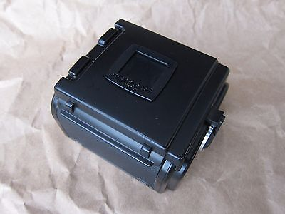 Hasselblad A12 Black Film Back 30212 Magazine Holder 120 A 12 6x6