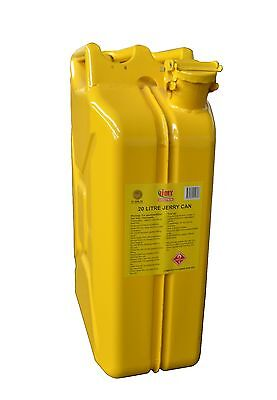 jimy metal jerry can 20L + jerry can pourer