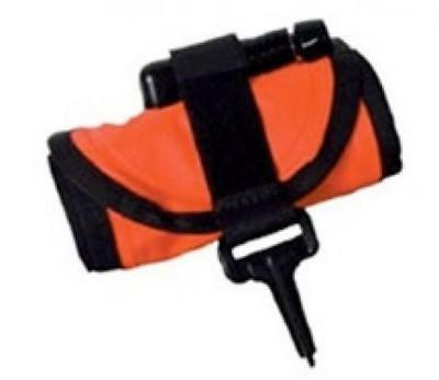 Storm 4 foot Diver Marker With Inflation for Divers