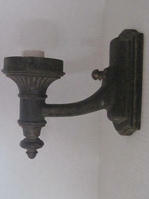 Salvaged Colonial Style Sconce Hinkley Lighting Incandescent Fixture