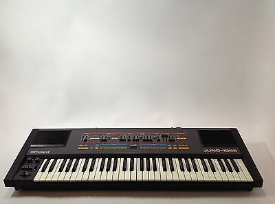 Roland Juno - 106 106S Electornic Keyboard Polysynth Synthesizer