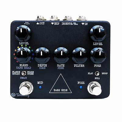 Keeley Electronics Dark Side Fuzz Delay Modulation David Gilmour Pedal