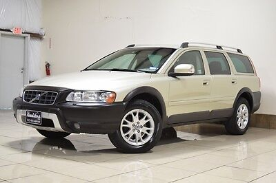 2007 Volvo XC70 Base Wagon 4-Door VOLVO XC70 AWD 5 DR WAGON CROSS COUNTRY SUNROOF PARKTRONIC SUNROOF VERY CLEAN