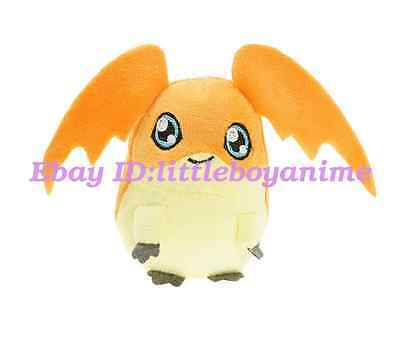 12&7inches Anime Cute Digital Monster Digimon Patamon Plush toy Doll Pillow Soft