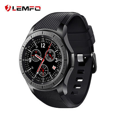 Lemfo LF16 Bluetooth SIM Card GPS Wrist phone Wireless Smart Watch For Android