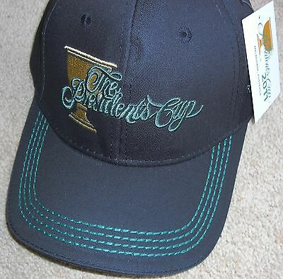 "Presidents Cup 2011 Cap ""Royal Melbourne"""