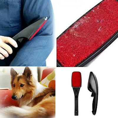Static Brush Clothes Dry Wash Sticky Hair Remover Coat Dust Rotatable Brush I6