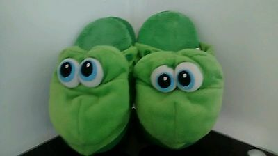 childrens frog slippers