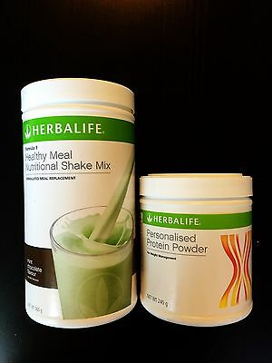 Herbalife Formula 1 & Protein Powder (F1 & PPP) Australian Products