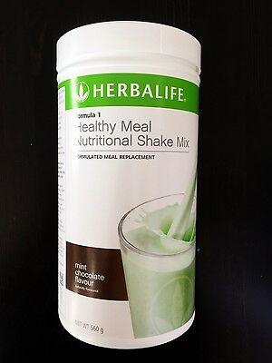 Herbalife Formula 1 F1 Australian Stock (Choose your own flavour)