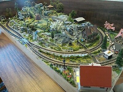 Marklin  Railway Layout by Mountain Lake Model Railways.
