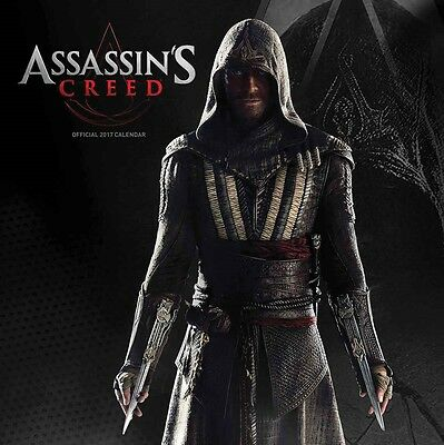 Assassin's Creed Official Calendar 2017