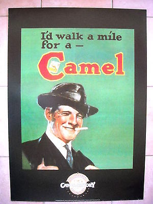 Camel History -  RJR 1993 (Holland) -  limited edition n° 762 - very rare!