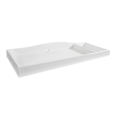 Eddie Bauer Langley Dresser Topper - White - Baby Change table conversion kit