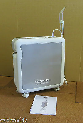 Nora Bode OXYjet Leo Oxygen Professional Skincare Beauty Salon Treatment Machine