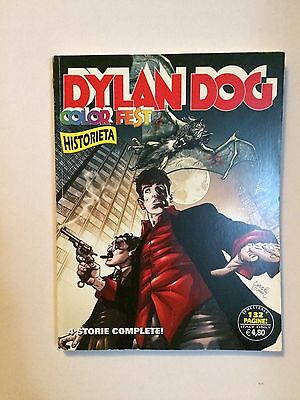 Dylan Dog Color Fest n.8 Bonelli