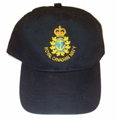 Royal Canadian Navy Cap with pre 1968 RCN Badge