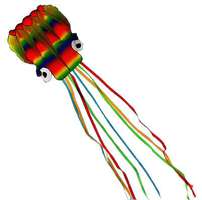 OCTOPUS KITE or WINDSOCK for FLAG POLE 530cm x 120cm bird scarer camping caravan