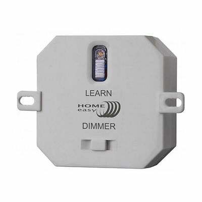 HomeEasy Remote Control Dimmer Ceiling Switch HE204 V2