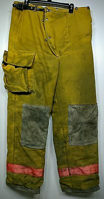 Fire Dex Firefighter Bunker Turnout Pants Liner Size 38X31 Prepper Safety PPE