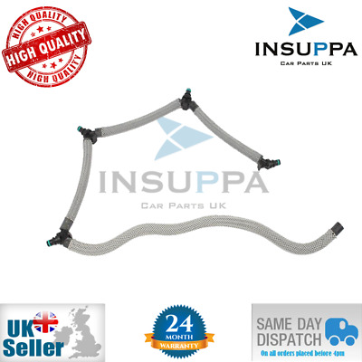 FUEL LEAK OFF PIPE FOR FORD FOCUS C-MAX S-MAX MONDEO KUGA GALAXY 2.0 TDCi 1574HL