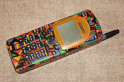 Nokia 2110 in very unusual cover RARE RETRO VINTAGE MOBILE COLLECTABLE