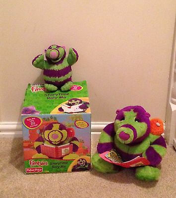 Storytime Roly Mo & Additional Roly Mo Toy
