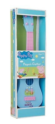 Peppa Pig Guitar Toy. Shipping Included