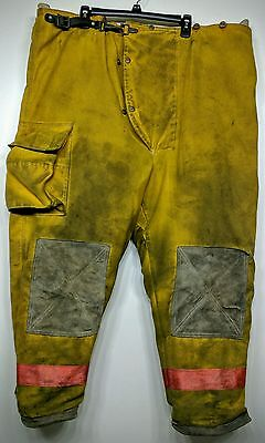 Fire Dex Firefighter Bunker Turnout Pants Liner Size 48x28 Prepper Safety PPE