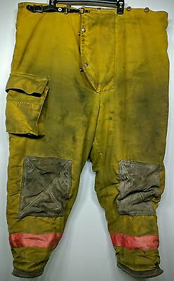 Fire Dex Firefighter Bunker Turnout Pants Liner Size 50x28 Prepper Safety PPE