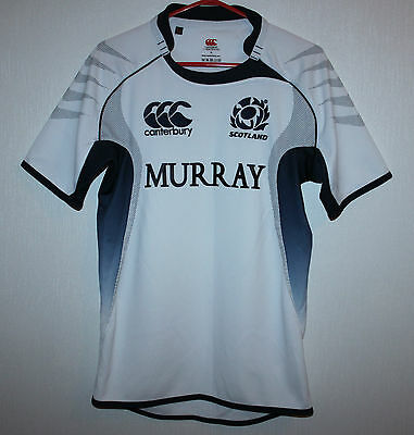 Scotland National Rugby Union Team jersey Canterbury Size S