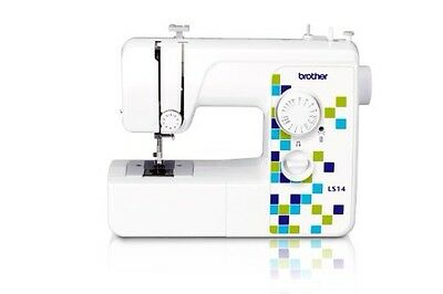Brother LS14 Sewing Machine Metal Chassis Needle Stitch Craft Bobbin Winder New