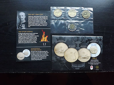 2012 Canadian Special Edition Uncirculated Set