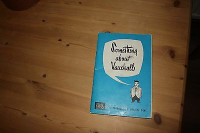 Vauxhall Motors Personnel & Welfare booklet ~(Something about Vauxhall)