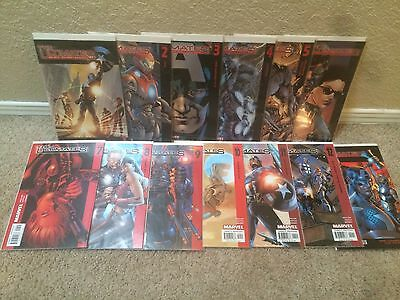 The Ultimates Vol. 1 1-13 Avengers