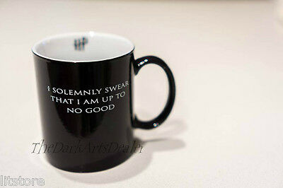 Harry Potter I Solemnly Swear Mischief Managed Heat Transforming Mug