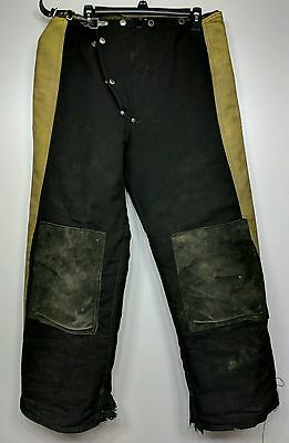 Janesville Firefighter Bunker Turnout Pants Liner 36x29 Prepper Fire Safety PPE