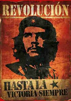 Che Guevara Vintage Music  Flags Wall Hanger Made In Italy Licensed  L 1038