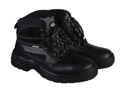 Dickies DICSEVERN10B Severn S3 Super Safety Boots UK 10 Euro 44