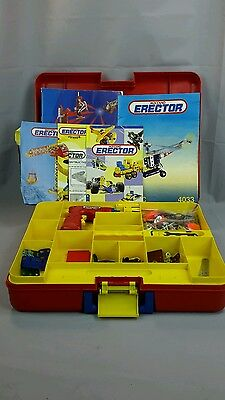 Meccano Erector Cased set from 1990's
