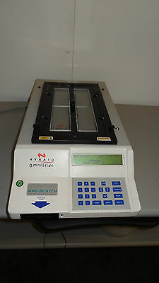 Hybaid Omnislide Thermal Cycler System Pcr