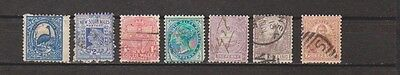 Australia New South Wales Used Collection with Early Issue