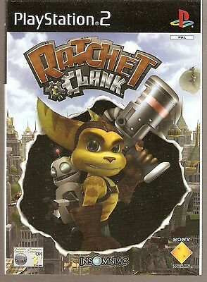 Ratchet And Clank 1  Insert Only  Pal