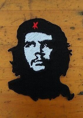 Che Guevara Embroidered Iron On Patches