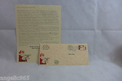 Letter From Santa Personalized with 2 Polar Express Gifts