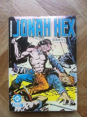 ALBUM JONAH HEX No 2 TBE