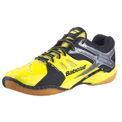 BABOLAT Shadow 2 Mens Badminton Squash Shoes Footwear Indoor Court Size