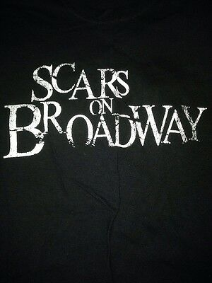 RARE Scars On Broadway Large Tshirt System Of A Down